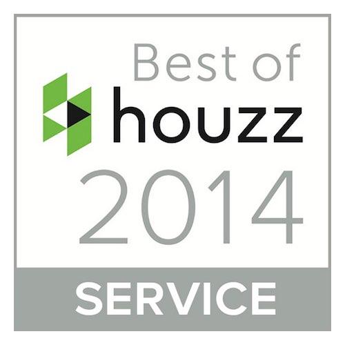 2014 best houzz service
