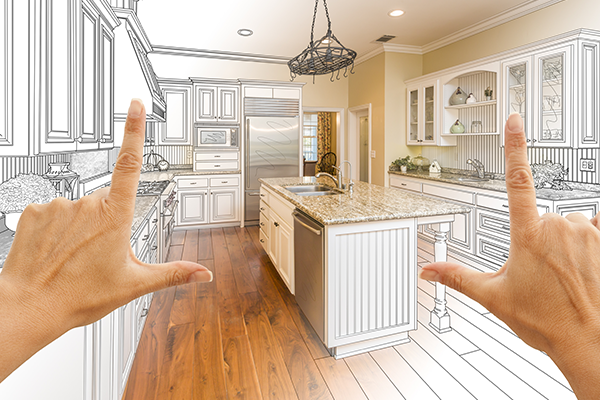 we help you plan and kitchen renovation for your Vancouver condo and home